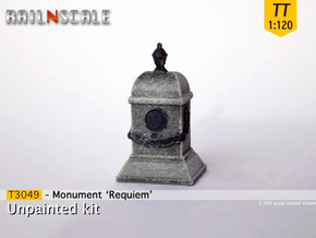 Monument Requiem (TT 1:120) in Smooth Fine Detail Plastic