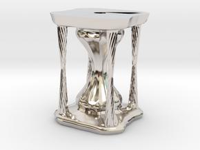 Hourglass2 in Platinum