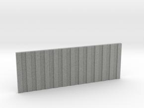 Card for V6 Box in Metallic Plastic