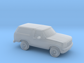 1/100 1995 Ford Bronco in Smooth Fine Detail Plastic