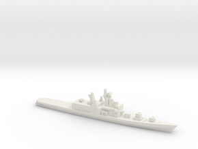 Shirane-class destroyer, 1/2400 in White Natural Versatile Plastic