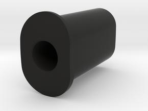 Zero Insert in Black Natural Versatile Plastic