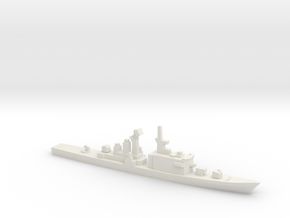 Tachikaze-class destroyer, 1/2400 in White Natural Versatile Plastic