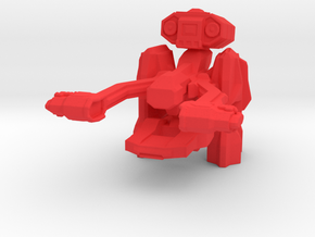 Security Recon Reaper in Red Processed Versatile Plastic