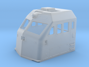 HO F69PH-AC Cab for Kato F40PH in Frosted Ultra Detail