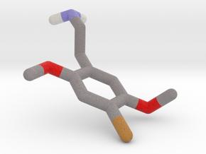 2C-B (2,5-dimethoxy-4-bromo-phenethylamine) in Full Color Sandstone