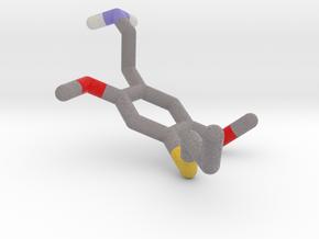 2C-T 7(2,5-dimethoxy-4-propylthio-phenethylamine) in Full Color Sandstone