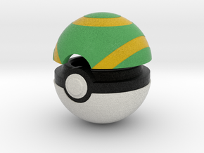 Pokeball (Nest) in Full Color Sandstone