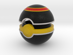 Pokeball (Luxary) in Full Color Sandstone