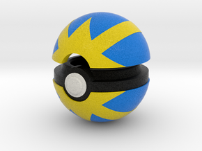 Pokeball (Quick) in Full Color Sandstone
