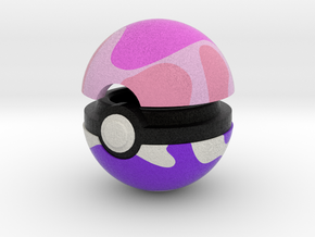 Pokeball (Dream) in Full Color Sandstone