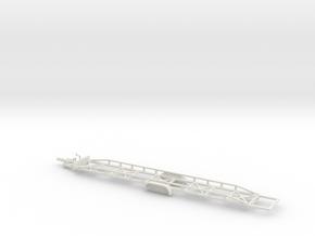 1004 Langmaterialanhänger HO in White Strong & Flexible