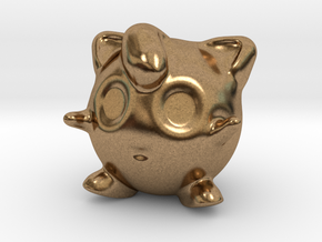 Jigglypuff in Natural Brass