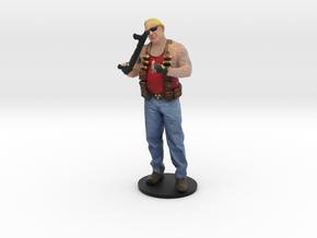 Duke Nukem Recolor in Full Color Sandstone