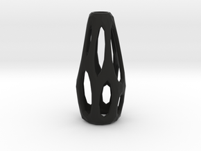Cylinder in Black Natural Versatile Plastic