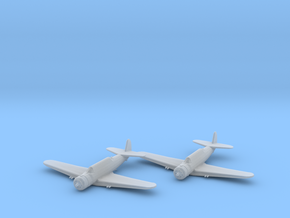 Vultee V-11 1:200 x2 FUD in Smooth Fine Detail Plastic