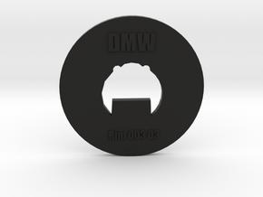 Clay Extruder Die: Rim 003 03 in Black Natural Versatile Plastic