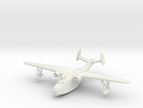 Martin PBM-5 1:200 (lrg radome, dorsal turret) in White Strong & Flexible