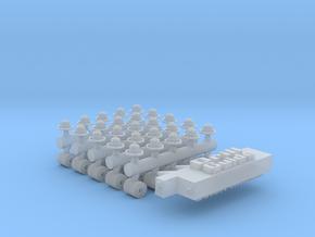 ESB/TFA Corridor Light Kit for DeAgo Falcon in Smoothest Fine Detail Plastic
