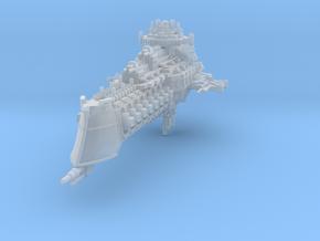 Mercury class battlecruiser in Frosted Ultra Detail