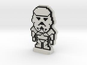 Stormtrooper in Full Color Sandstone