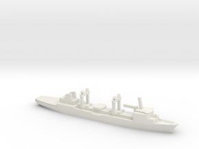 Durance-class tanker, 1/3000 in White Natural Versatile Plastic