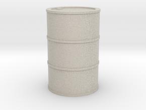 Oil Barrel 1/45 in Natural Sandstone