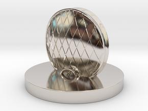 Chess Rook_Abu Dhabi  in Platinum
