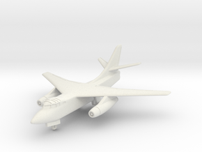 Douglas B-66 Destroyer (with landing gear) 1/400 in Smooth Fine Detail Plastic