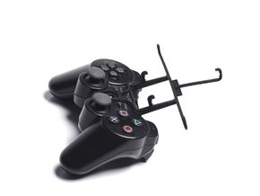 PS3 controller & alcatel Pop 4S in Black Strong & Flexible