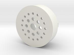 StarKiller V2 Pommel in White Natural Versatile Plastic