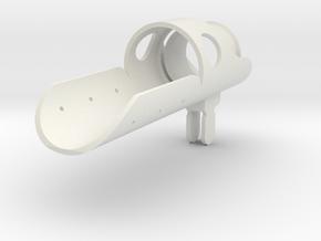 StarKiller V2 Emitter in White Natural Versatile Plastic