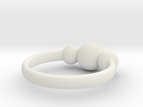 Kida's Bracelet in White Strong & Flexible