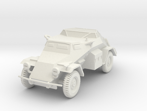 PV135A Sdkfz 260 Radio Car (Air) (28mm) in White Natural Versatile Plastic