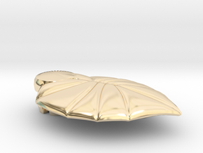 FLEURISSANT - Leaf #4 in 14K Yellow Gold