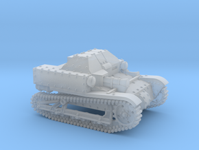 T27a Tankette (6mm) in Smooth Fine Detail Plastic