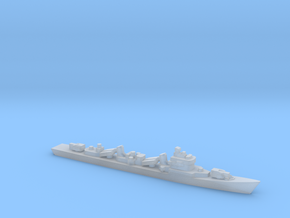 Type 051D Destroyer, 1/3000 in Smooth Fine Detail Plastic