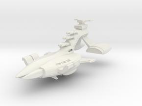 Musai 1:3000 in White Natural Versatile Plastic