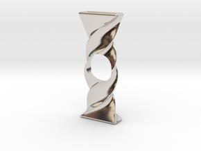Twist Spinner in Platinum