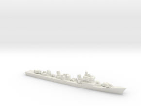 Type 051G1/2 Destroyer, 1/3000 in White Natural Versatile Plastic
