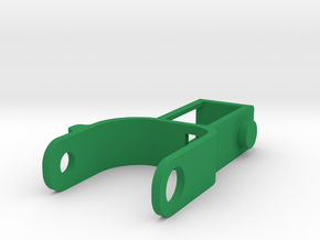 Grippy Bot - Base Arm in Green Processed Versatile Plastic