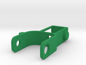 Grippy Bot - Mid Arm in Green Processed Versatile Plastic