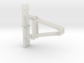 ANNIE'S LARTIGUE 4 Braced in White Natural Versatile Plastic
