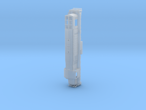 1:87 Tranzrail DQ Class in Smooth Fine Detail Plastic