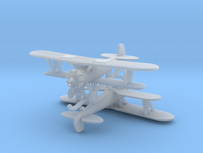 1/288 Boeing F3B (x2) in Smooth Fine Detail Plastic