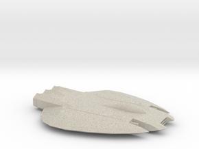 Kilij-Class Fighter in Natural Sandstone