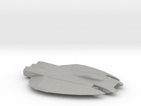 Kilij-Class Fighter in Aluminum