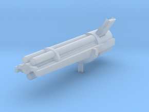 HotchkissRotary - 15mm Cannon Only in Smooth Fine Detail Plastic