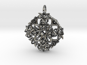 Pendants in Polished Silver