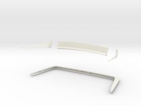 Jaguar XJ12 Broadspeed – kit 02 in White Strong & Flexible